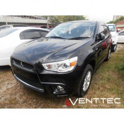 VENTTEC Mitsubishi ASX 10Y~above Car Door Visor