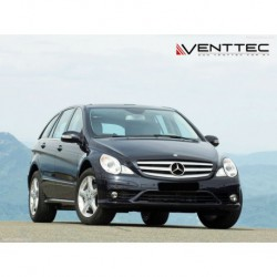 VENTTEC Mercedes Benz R-Class (Short) 06Y~Above Car Door Visor