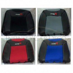 PVC and Fabric Car Seat Cushion Cover (Kancil 660)