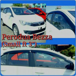"Perodua Bezza Original OEM Door Visor (3"")"