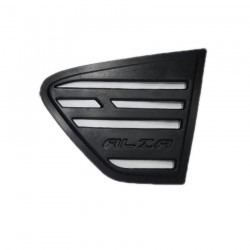 Perodua Alza Triangle Mirror Pough Rear Side Window Cover