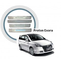 Proton Exora Door Side Sill Step Plate With LED