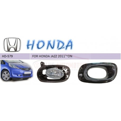 Honda Jazz 2011 Original OEM Fog Lamp (HD-579)