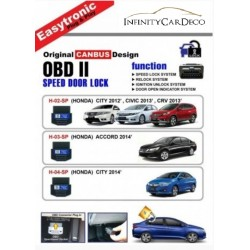 OBD Speed Door Lock (City, Jazz, HRV 14) (H-04-SP)