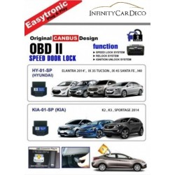 OBD Speed Door Lock (KIA Series) (KIA-01-SP)