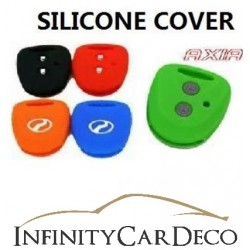 Silicone Key Remote Case Cover (Perodua Axia)