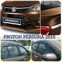 Proton Persona 2016 NEW Mugen Car Door Visor