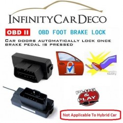 OBD Foot Brake Lock (Honda Accord, CRV, HRV, City, Jazz, Civic)