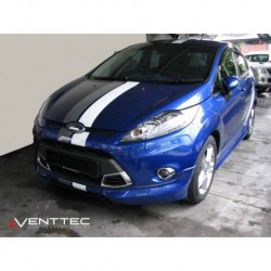 VENTTEC Ford Fiesta Hatchback Car Door Visor
