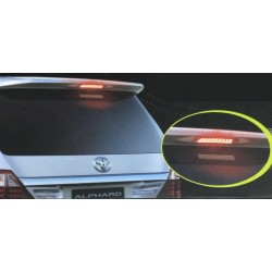 Toyota Vellfire, Alphard 2016 LED Third Brake Light (Red, Smoke, White