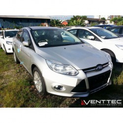 VENTTEC Ford Focus Sedan 10Y~above Car Door Visor
