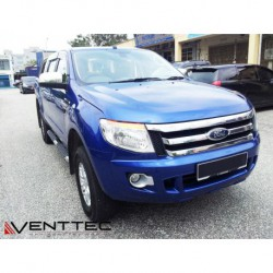 VENTTEC Ford Ranger T6 12Y-above Car Door Visor