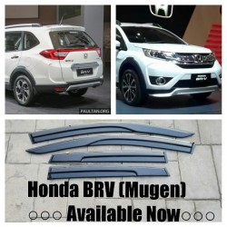Honda BRV NEW Mugen Car Door Visor