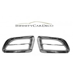 Toyota Innova Fog Lamp Cover (Chrome)