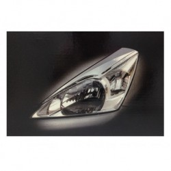 Proton Exora Head Lamp Lid Cover Eye Lid With PAINTED YC 3787