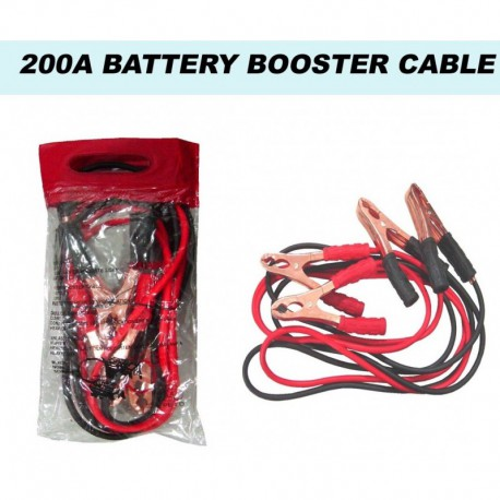 200A Battery Booster Cable (Good Quality)