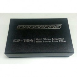 Crossfire 1 TO 4 Multi Video Amplifier (CF-104)