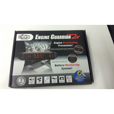 BG Engine Guardian EG2V-1 (With 10 Feet Cable)