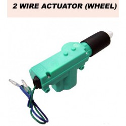 2 Wire Actuator (Wheel)