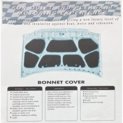 Car Fit Bonnet Cover (Toyota)